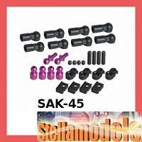 SAK-45 Stabilizer Mount Set for Sakura Zero
