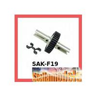 SAK-F19 Aluminium Ball Differential System For 3racing Sakura FF