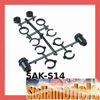 SAK-S14 Oil Damper Body For SAKURA ZERO S