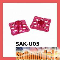 SAK-U05 Aluminium Gear Adaptor For 3racing Sakura Zero
