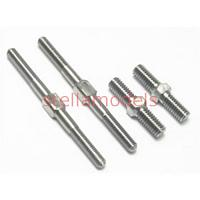 (V3R-010) 64 Titanium Turnbuckle Set For V One RRR