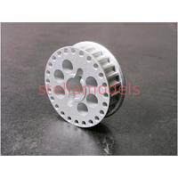 (V3R-025A) Aluminum Pulley 24T For V One RRR