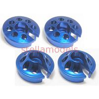 (V3R-042) Aluminum Spring Bottom Cap For V One RRR