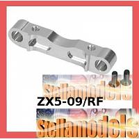 ZX5-09/RF Aluminum Rear Suspension Mount For Kyosho Lazer ZX-5