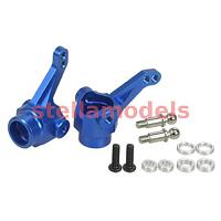 ZX5-17/V2/BU Aluminum Knuckle Arms Ver.2 For Kyosho Lazer ZX-5 & TF5