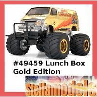 49459 Lunch Box Gold Edition w/ESC