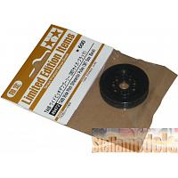 TA05 Wide Pitch Differential Pulley (36T Size/Black) [TAMIYA]