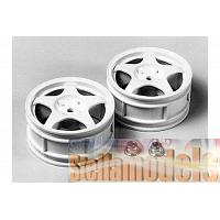 50522 Castrol Celica Wheels (1 pair)