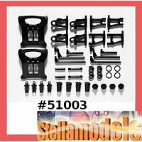 51003 TT-01 B PARTS (SUSPENSION ARM)