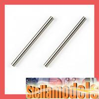 51418 TRF201 3x35mm Stainless Shaft *2