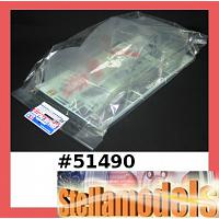 51490 1/12 Racing Truck Nissan Titan Body Parts Set