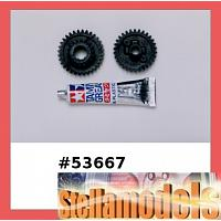 53667 TGS Speed-Tuned Gear