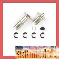 54056 TB-03 Aluminum Differential Joint Set