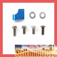 54091 TB-03 Aluminum Servo Stay (Left)