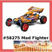 58275 2WD Mad Fighter w/ESC