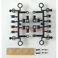 69290 Stealth Body Mounts for Tamiya 1/10 Body Kit
