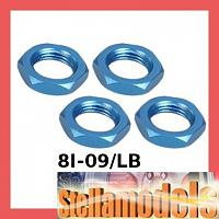 8I-09/LB 17mm Wheel Nut for 8ight