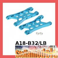 A18-B32/LB Aluminum Suspension Arms For RC18