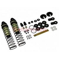 CAC-140 Rear Damper Set For 3racing Cactus