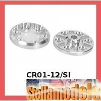 CR01-12/SI Aluminum Gear Housing - CR-01
