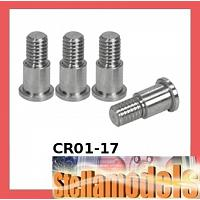 CR01-17 Titanium King Pins - CR-01