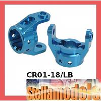 CR01-18/LB Alum C Hub Carrier - CR-01