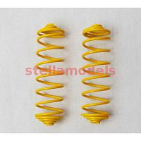Damper Spring (1 Pair) Super Hard for 1/12 Military Truck (97400021)