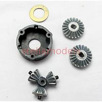 Bevel Differential Gear Set for Cross-RC 1/12 Military Trucks (97400008)