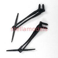 Windshield Wipers (2 pcs.) for 1/12 MC6 MC8 Military Truck (97400036)