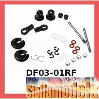 DF03-01RF Rebuild Kit (Front) For #DF03-01/LB
