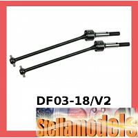 DF03-18/V2 Swing Shaft Ver. 2 For DF-03 Chassis