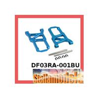 DF03RA-001BU Aluminum Front Lower Arm for DF-03RA