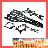 F109-U13/WO Graphite Chassis Conversion Kit For F109