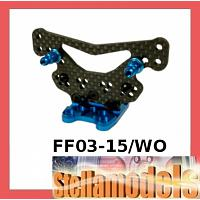 FF03-15/WO Rear Shock Tower Mount For FF-03