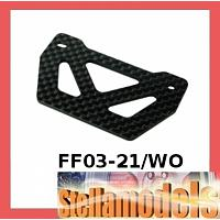 FF03-21/WO Graphite Servo Protector for Low Profile For FF-03