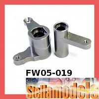 FW05-019 Aluminum Steering Saver for Kyosho FW-05R