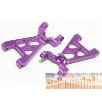 LA-16/PU Alum Lower Suspension Arms (1pr) For MINIZILLA