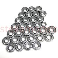 MBB-56348F Ball Bearing Set (32 pcs.) : 56348 M-Benz Actros 3363 6x4 Gigaspace