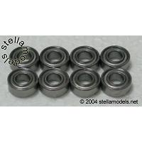 MBB-58384 Ball Bearing Set for Subaru Brat RE-RELEASE