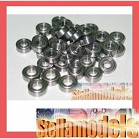 MBB-58531P Partial Ball Bearing Set for #58531 WR-02 Sukuzi Jimny (SJ30) Wheelie
