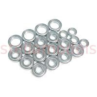 MBB-TT01E Ball Bearing Set for TT-01 Type-E Chassis (20Pcs.)