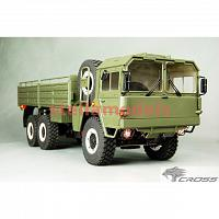 MC6 6x6 1/12 Military Truck Kit (New Axles version)