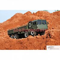 MC8 8x8 1/12 Military Truck Kit (White beadlocks, updated axles version) (90100011)