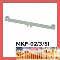 MKF-02/3/SI Front Toe In / Out Linkage 3 Degree For Mini Z F-1