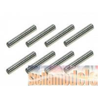 #MST-11 Wheel Hub Pin Set 8Pcs For Mini-LST