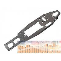 MTX4-01/TI 3mm Aluminum Main Chassis for Mugen Seiki MTX4