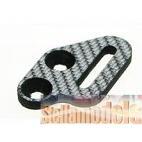 MTX4-04/SG SSG Graphite Belt Tension Plate for Mugen MTX4