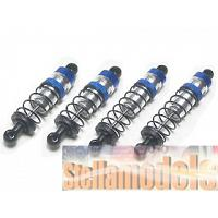 RC18-023/BU Aluminum F&R Threaded Oil Shocks For RC18T/MT
