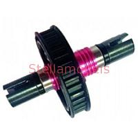 SAK-D324/PK Aluminum One Way Tube For Sakura D3