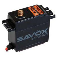 SC-0251MG High Torque Metal Gear Digital Servo [SAVOX]